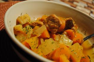 recettes  Longe de porc à lérable (mijoteuse)