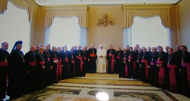 "Visita ""ad Limina"" 2009"