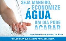 Campanha: Agua é Vida
