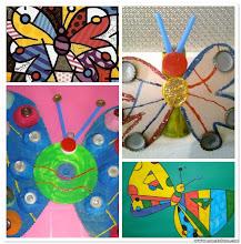 Projeto Borboletas - Romero Brito