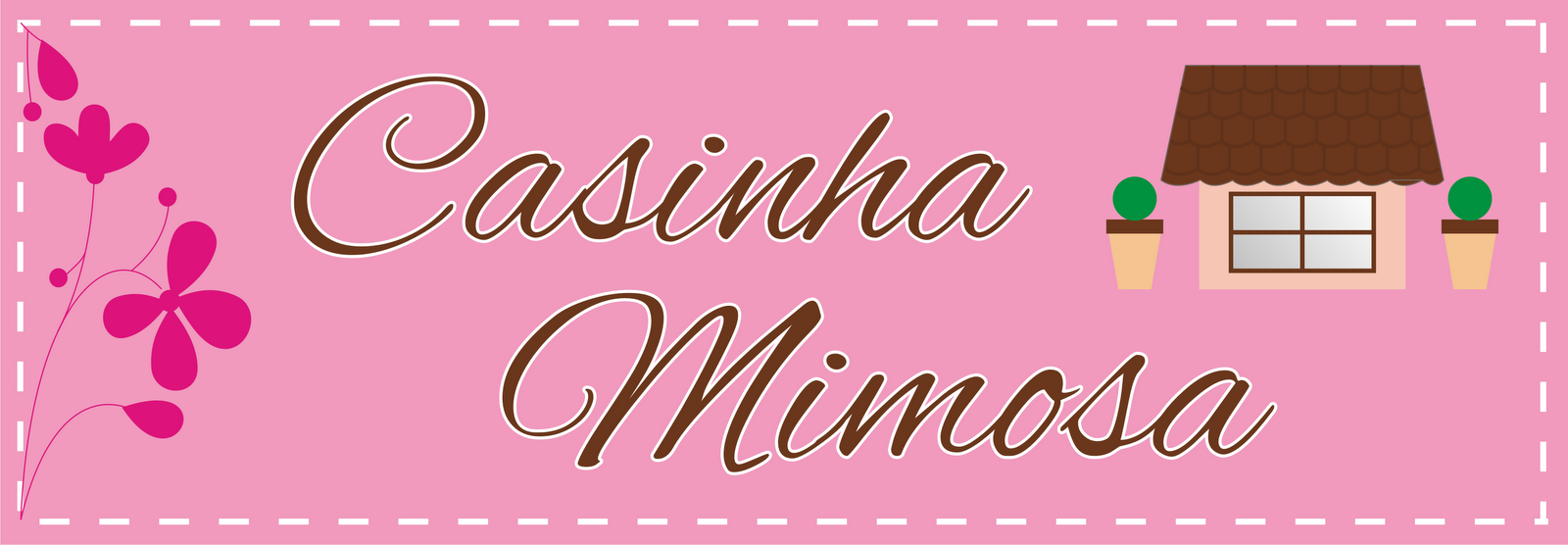 Casinha Mimosa