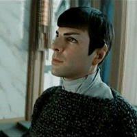 Mmmm.....Spock