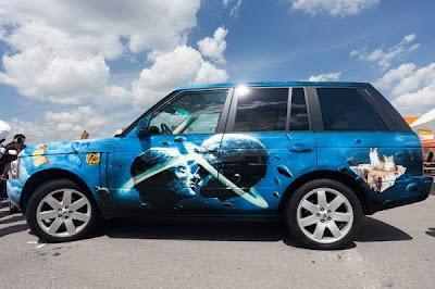 ~`` * رسومات على غبار زجاج السيارات~`` * 20150630143825111246