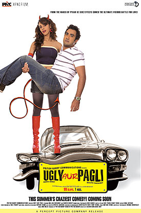Ugly Aur Pagli (2008) Movie Poster
