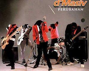 Judul Lagu Diam Tanpa Kata, Penyanyi Band d'Masiv, Judul Album Perubahan, Tahun 2008