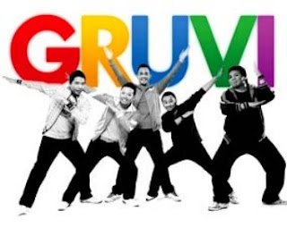 cover album grup musik gruvi
