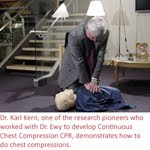 Video: Continuous Chest Compress CPR - Click on photo to view video