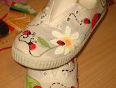 Zapatillas personalizadas para tí o para regalar a quien tu quieras!