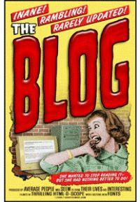 Blog Horror!