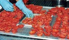 Preparación de Productos Deshidratados