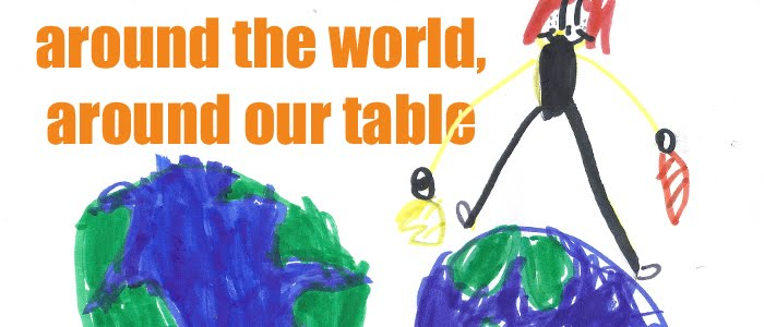 Around the World, Around our Table