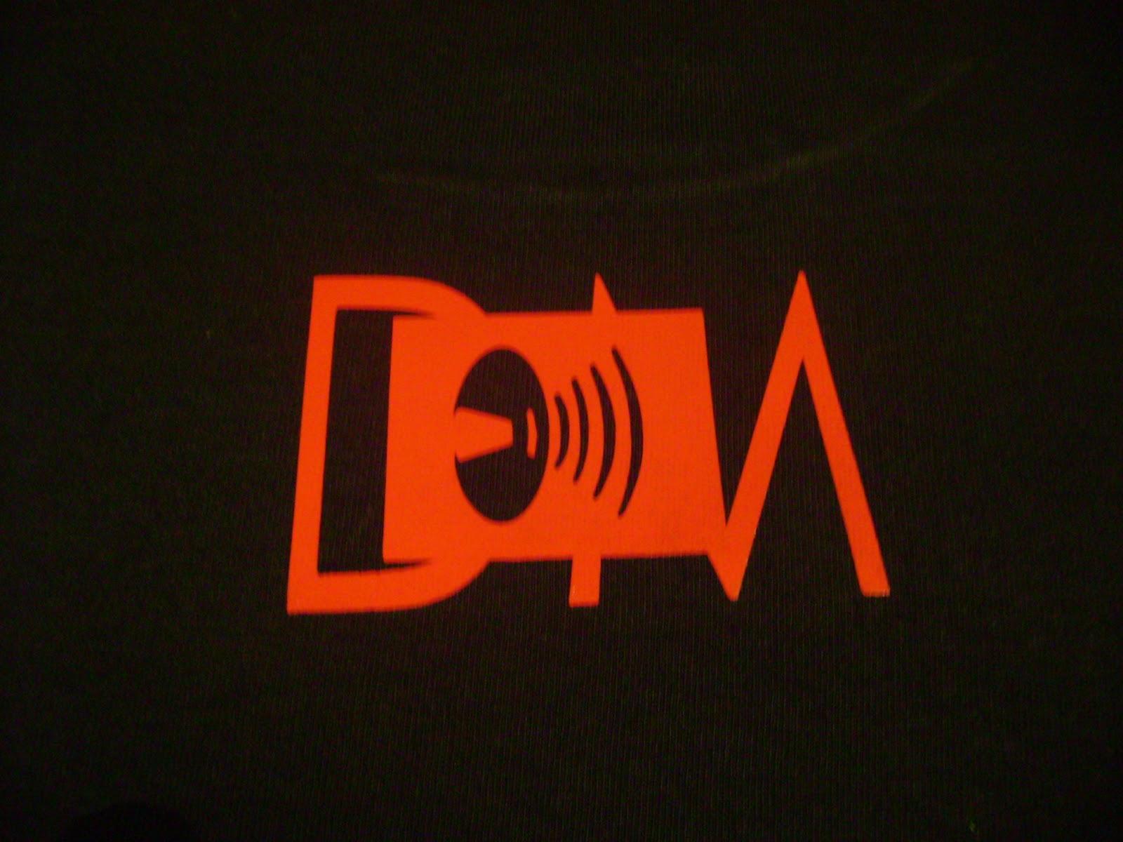 depeche mode logo car interior design