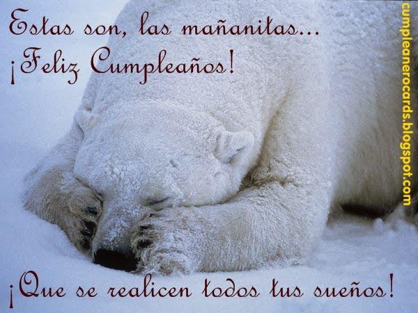 ¡Feliz cumpleaños! - Página 7 Oso+polar+las+ma%C3%B1anitas