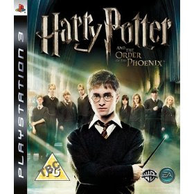 Harry Potter and the Order of the Phoenix - PS3