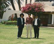TRES POETAS EN PARACAS 1994