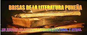 BRISAS DE LA LITERATURA PUNEÑA