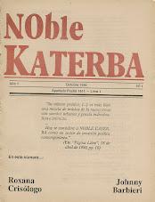 REVISTA DE NOBLE KATERBA N° 1