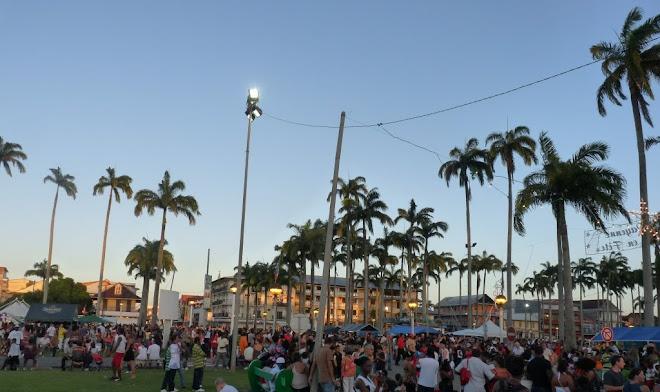 Après 6 semaines de carnaval guyanais, eh oui, voilà quelques images de ces weekends de fête!