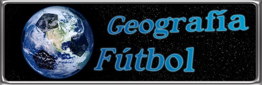 Geografía Fútbol