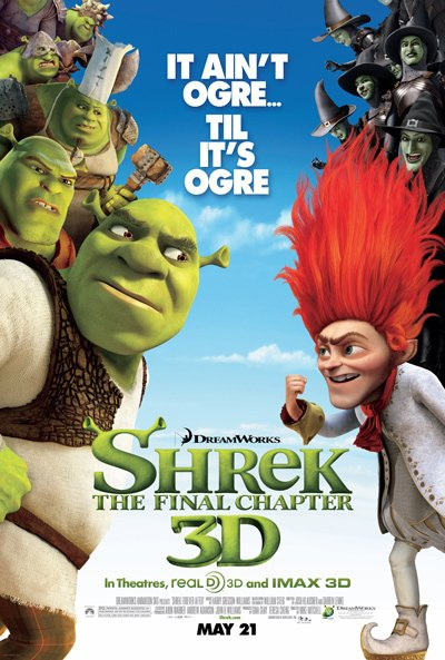 watch Shrek Forever After free online
