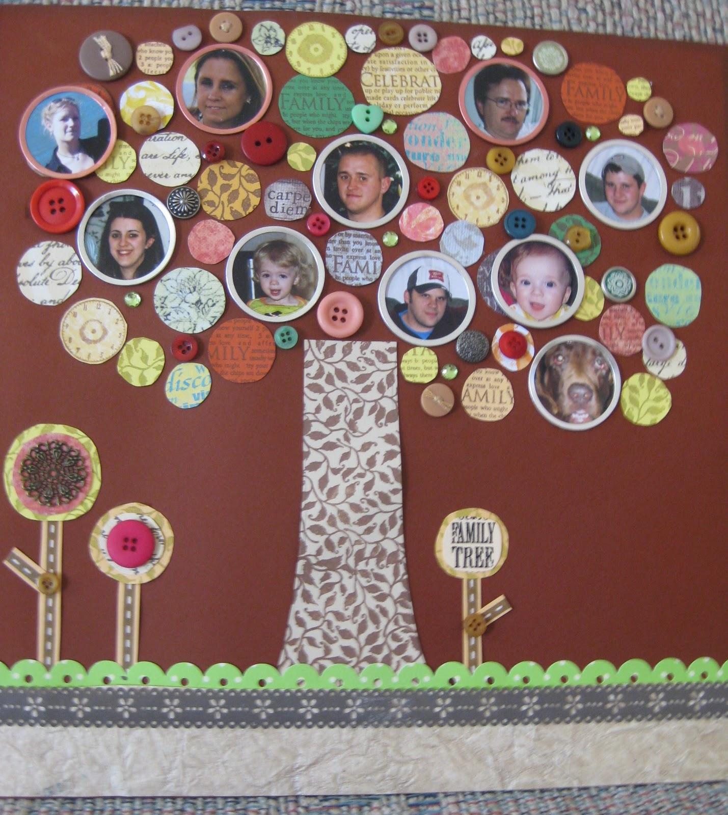 Embellishing Life: Family Tree