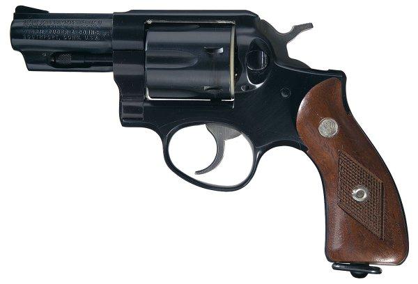 Revolver Ruger serie security 6 , un bombon !