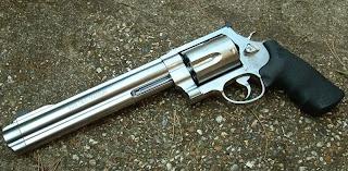 Revolver Smith Wesson .500 Magnum