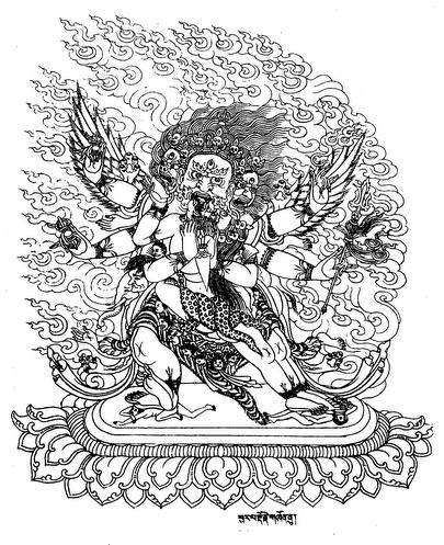 Miroir du dharma initiation enseignements et retraite au for Miroir du dharma