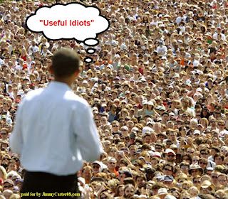 obama God and his useful idiots