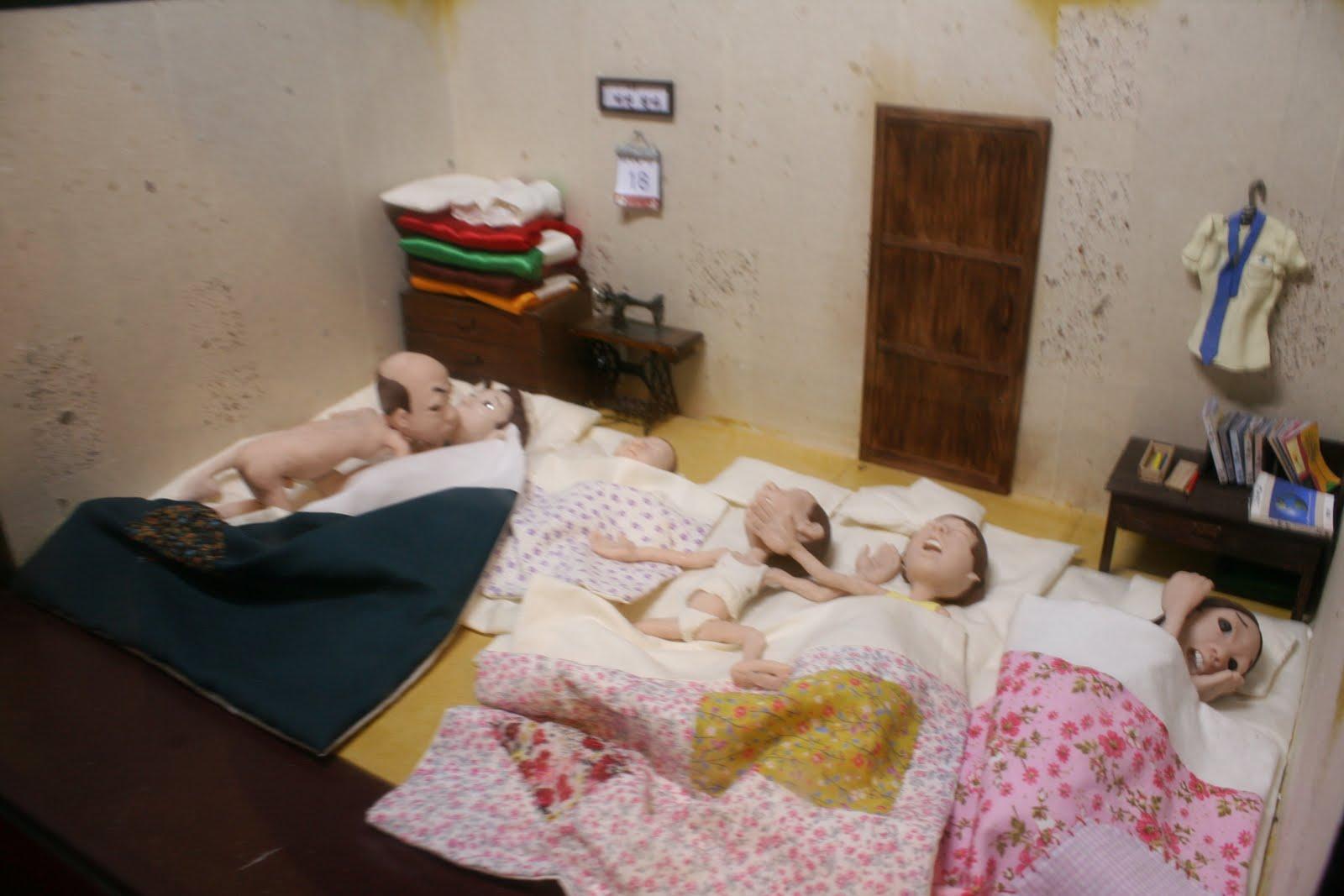 Korean sleep girls sex