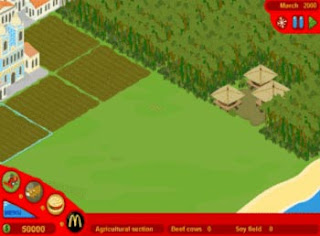 McDonald's Manager Game