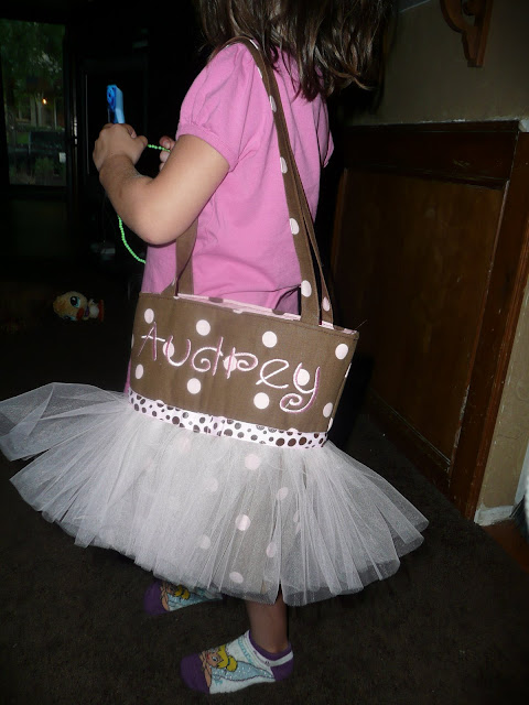 DIY How to Make Tutu Bags.