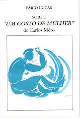SOBRE UM GOSTO DE MULHER DE CARLOS MÉRO (ENSAIO)