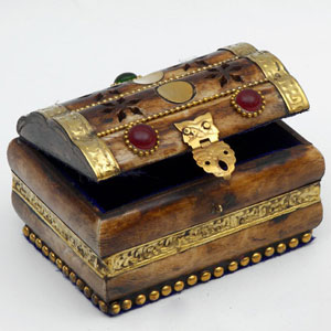 Jewelry Boxes - A Safety For