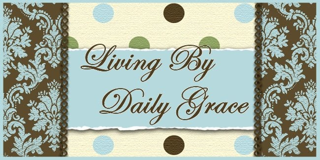 Living By Daily Grace