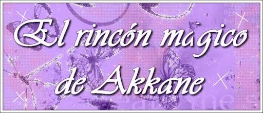 El rincón mágico de Akkane