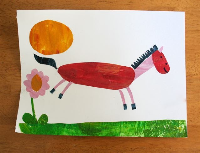 do you want to be my friend eric carle pdf
