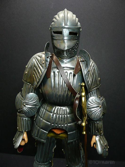 Round 1//6 Scale Knight Shield
