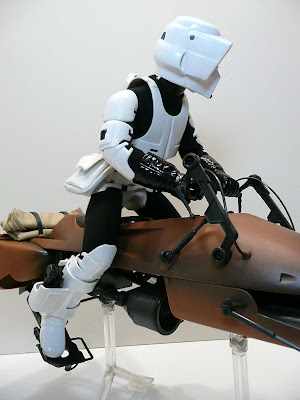 Biker scout quot and a more detailed look at the 74 z speeder bike here