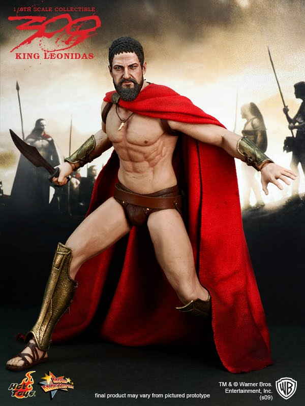 King Leonidas Real toyhaven: Hot T...
