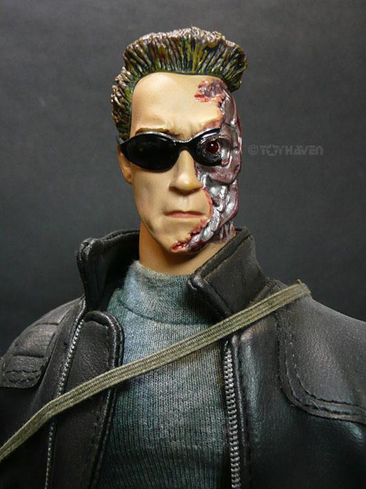 arnold schwarzenegger terminator face. of Arnold Schwarzenegger