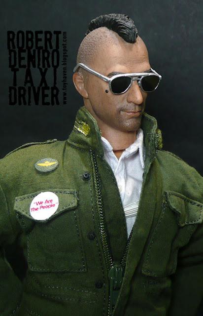 Taxi driver robert de niro mohawk