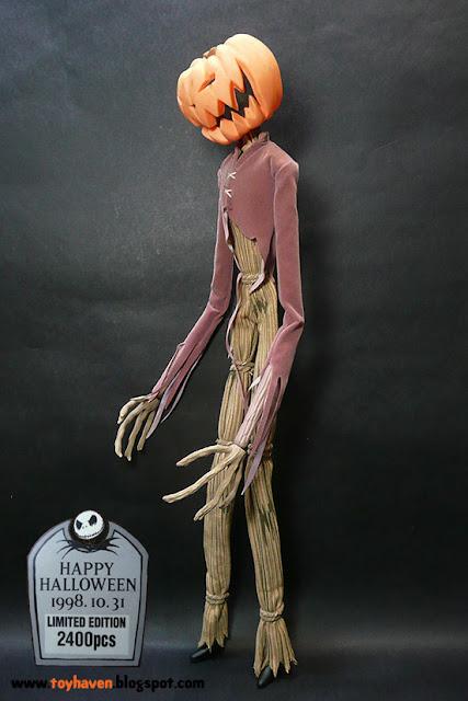 toyhaven: Happy Halloween from Jack the Pumpkin King