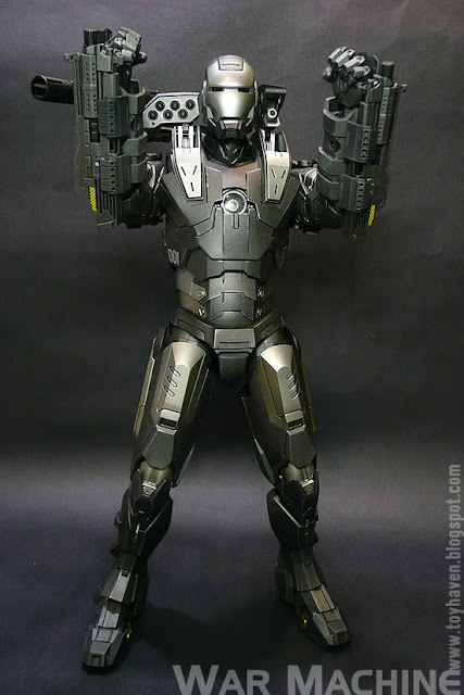 "toyhaven: Hot Toys ""Iron Man 2"" War Machine REVIEW II ..."