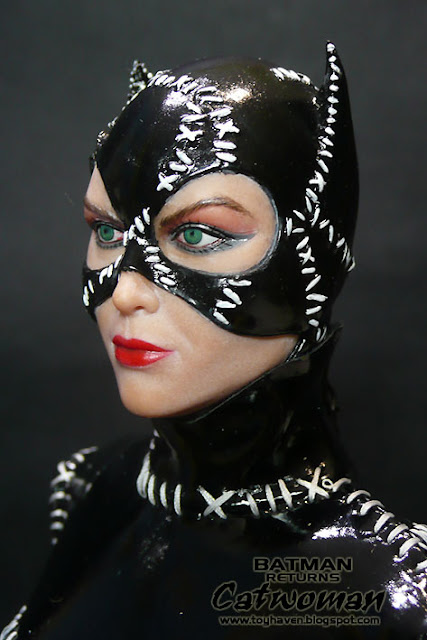 Michelle pfeiffer catwoman makeup