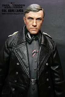 col. hans landa (Christoph Waltz)