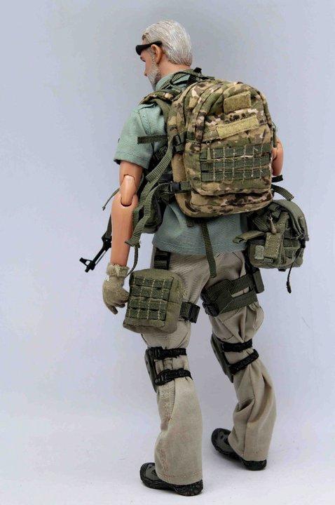 toyhaven: Very Hot PMC (Version 4) & FBI Uniform Set PREVIEW Fbi Combat Uniform