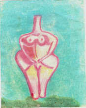 Pink Female  (someone give this woman Jenny Craig's number)  Pastels