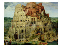 Tower of Babel Pieter Bruegel the Elder (earliest version of the Internet)