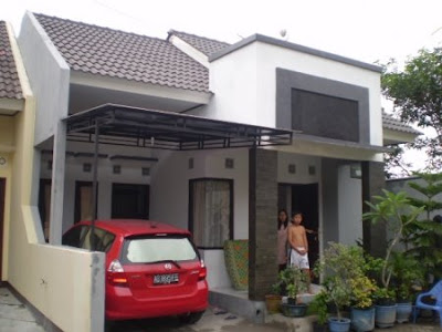 gambar rumah depan on Ladang Amal: RUMAH CANTIK DI SOKA INDAH